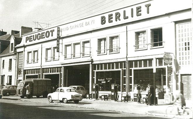 Concessionnaire agent peugeot distributeur garage renault for Garage peugeot alencon